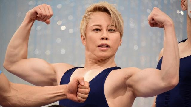 西川貴教の筋肉画像(現在)①