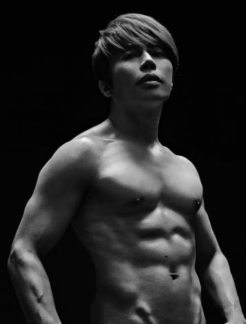 西川貴教の筋肉画像(2017年)②