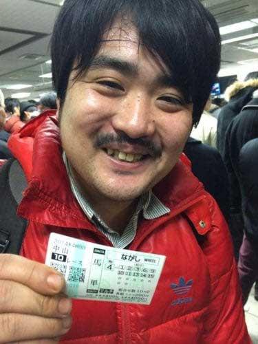 鈴木もぐらはギャンブル好き