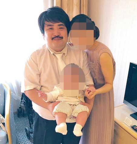 鈴木もぐら、嫁、子供の写真