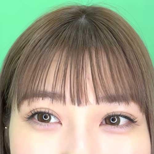 生見愛瑠のメイク方法とメイク道具(まつ毛・マスカラ・アイシャドウ・アイブロウ)